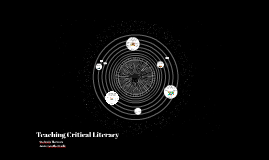 Copy of Teaching Critical Literacy