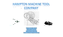 Copy of  Hampton Machine Tool Company