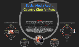 Country Club for Pets - Social Audit