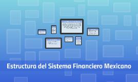 La estructura del sistema financiero