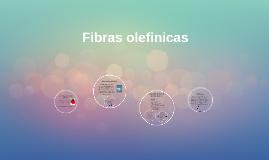 Fibras olefinicas