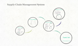 Supply-Chain Management System
