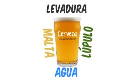 Materias primas cerveza