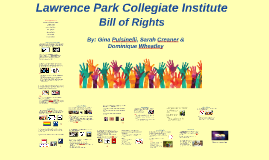 Lawrence Park Bill of Rights