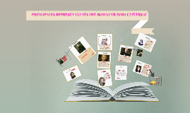Copy of principales representantes del romanticismo universal