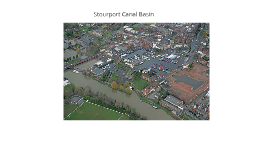 Stourport Canal Basin