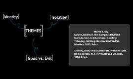 Frankenstein Themes