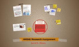 HHS4U Research Assignment