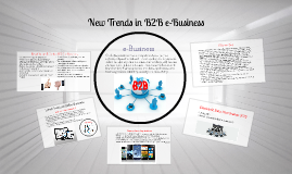 Copy of New Trends in B2B e-Business