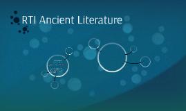 RTI Ancient Literature