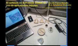 El software en la Prótesis Dental: el uso de aplicaciones mó