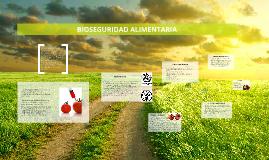 Copy of BIOSEGURIDAD ALIMENTARIA