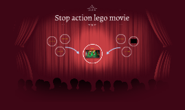 Stop action lego movie