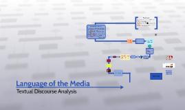 Language of the Media