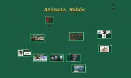 Animais Robôs