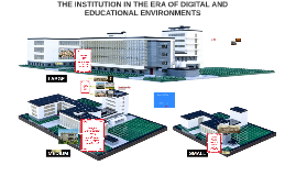 THE INSTITUTION IN THE ERA OF DIGITAL AND EDUCATIONAL ENVIRO