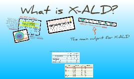 Copy of X-ALD