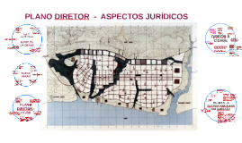 PLANO DIRETOR - ASPECTOS JURÍDICOS