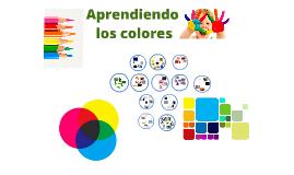 Vocabulario, los colores