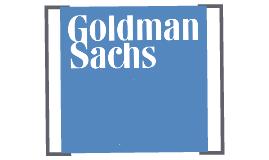 Marcus Goldman, a German immigrant of jewish heritage, found