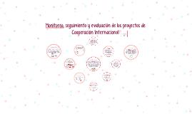 Copy of Monitoreo, seguimiento y evaluación de los proyectos de Coop