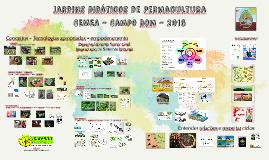 Copy of Jardins Didáticos Permaculturais