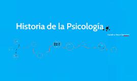 Trabajo Final Historia Psicología Catalina Trejos