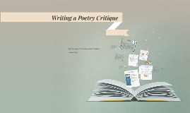 Writing a Poetry Close Reading