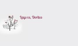 Copy of Lays vs Doritos