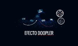 EFECTO DOOPLER