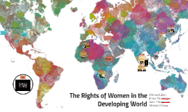 The Rights of Women in the Developing World