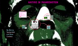 Nature in Frankenstein