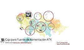 Caja Fuente de Alimentación ATX