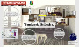 Copy of Tendencia Ecléctica