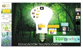 EDUCACIÓN TECNOLÓGICA 1ERO MEDIO