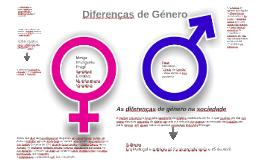 Diferenças de Género