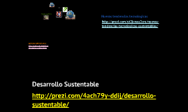 Nuevas Tendencias Tecnológicas Sustentables