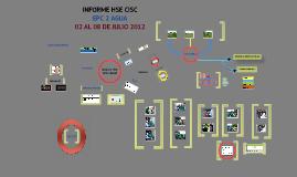 INFORME DE GESTION HSE CISC EPC2
