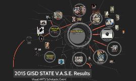 Garland ISD State VASE Winners 2015