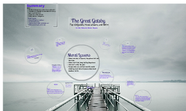 The Great Gatsby group seminar