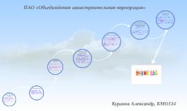 ПАО «Объединённая авиастроительная корпорация»