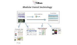 Modular technology