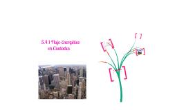 5.4.1 Ciudades