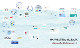 Harvesting Big Data