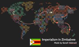 Imperialism in Zimbabwe