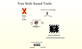Copy of Web 2.0 Tools