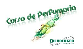Perfumaria Curso FEI 2014