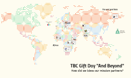TBC Gift Day 2016