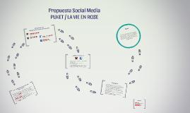 Propuesta Social Media RASB TOURS