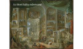 Az ókori Itália művészete